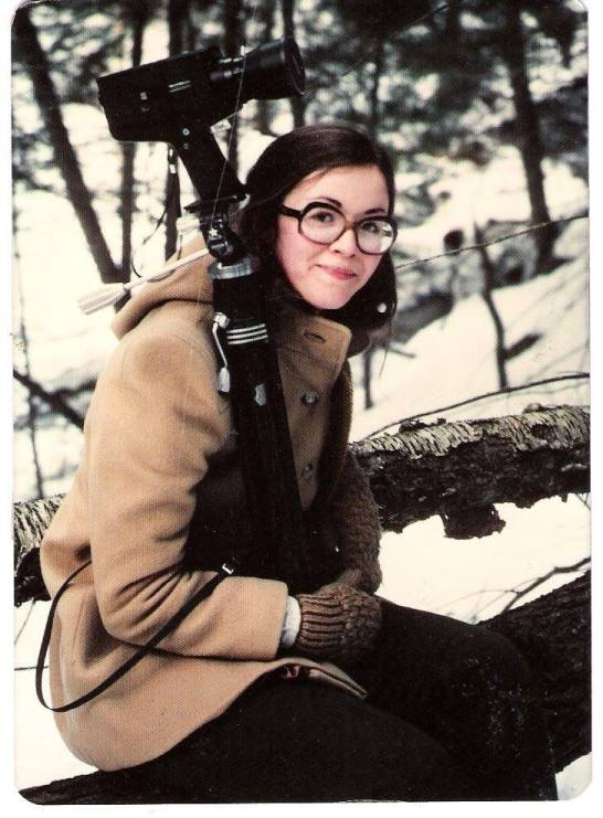 My mom in the 70's.